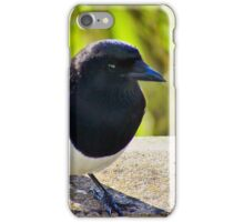 One for sorrow iPhone Case/Skin