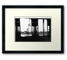 Eiffel Tower Dream Framed Print