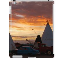 Route 66 Accomodations iPad Case/Skin
