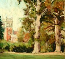 Somerleyton Hall, Suffolk by helikettle