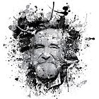 Robin's Spilled Paint (Robin Williams Tribute) by MightyRain