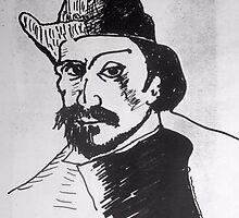 Van Gauguin by Richard  Tuvey