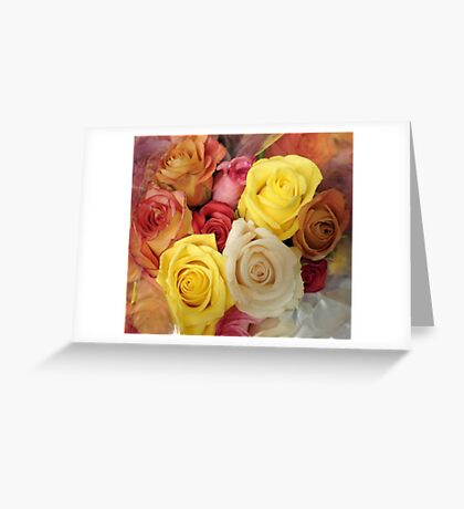 Leftovers Greeting Card