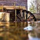Stone Mountain Grist Mill by Janie Oliver