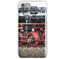 Details Of An Steam Locomotive P 8 iPhone Case/Skin