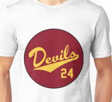 Retro Arizona State University Sun Devils Barry Bonds #24 Unisex T-Shirt