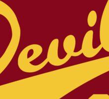 Retro Arizona State University Sun Devils Barry Bonds #24 Sticker