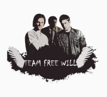 Team Free Will by MishaHead