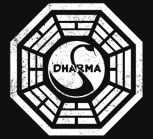 Lost Dharma Swan by teesupply