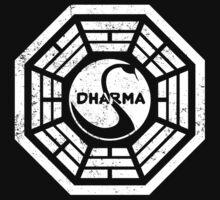 Lost Dharma Swan T-Shirt