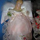 Christmas Angel by Jeannie Matthews