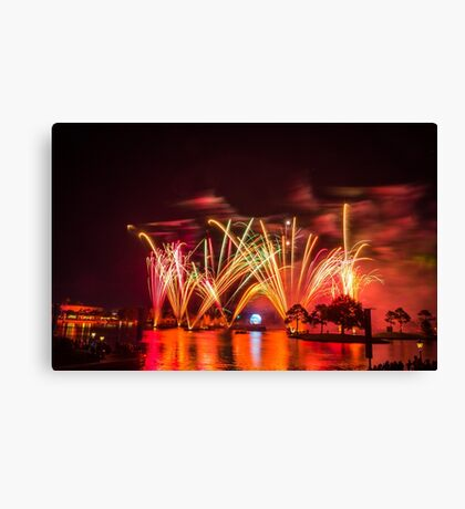 Illuminations Reflections of Earth Canvas Print