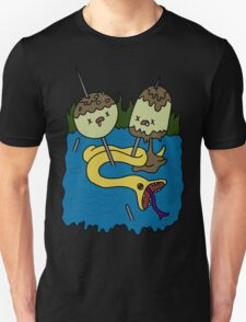 adventure time rock shirt T-Shirt
