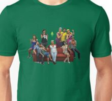 Sims 4 - Characters Unisex T-Shirt