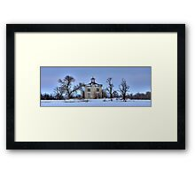 Old Place Framed Print