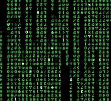 Matrix Code by ShortChangeHero