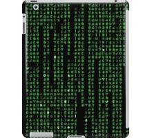 Matrix Code iPad Case/Skin
