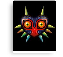 Majora's Mask (Zelda) Canvas Print