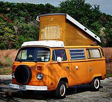 VW Westfalia by Glenna Walker