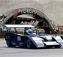 1972 Shadow Mk II Vintage Racecar by DaveKoontz
