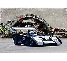 1972 Shadow Mk II Vintage Racecar Photographic Print