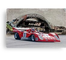1971 Ferrari Sparling Vintage Racecar Canvas Print