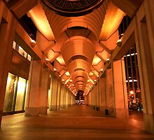 Federal Reserve Building - Evening by N2Digital