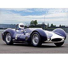 1961 Maserati T61 Vintage Racecar Photographic Print