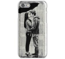 young hearts iPhone Case/Skin
