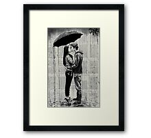 young hearts Framed Print