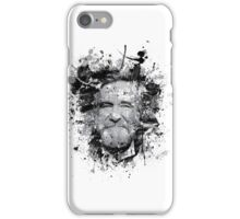 Robin's Spilled Paint (Robin Williams Tribute) iPhone Case/Skin