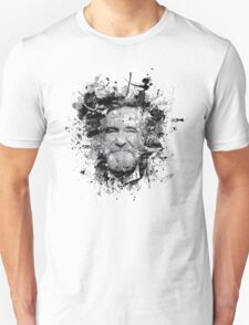 Robin's Spilled Paint (Robin Williams Tribute) T-Shirt