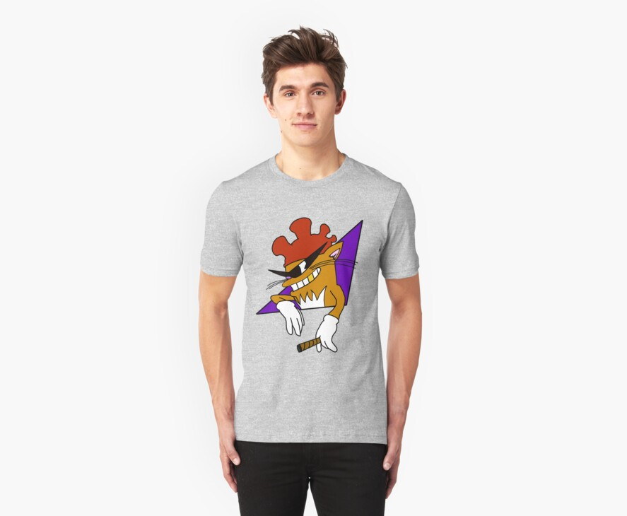 Cool Cat with the Rooster Hat! by shadeprint