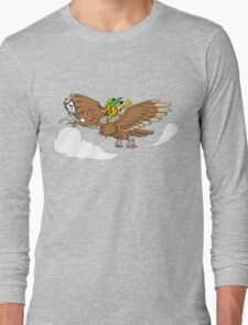 Pokemon Zelda Long Sleeve T-Shirt