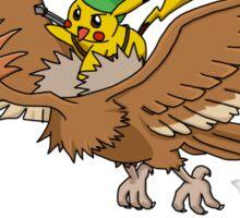Pokemon Zelda Sticker