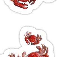 I've got crabs * Sticker