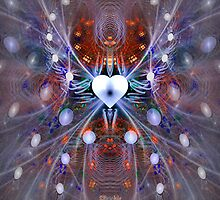 'Complex Light of the Open Heart' by Scott Bricker