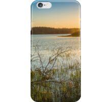 Lough Mourne Sunset iPhone Case/Skin