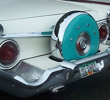 59 Ford with Continental Kit by trueblvr