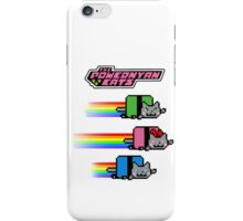 The Powernyan Cats iPhone Case/Skin