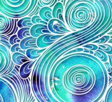 Breath of Sea Sticker