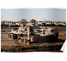 War Damaged Poster
