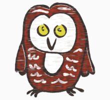 Owl by Anastasiya Malakhova