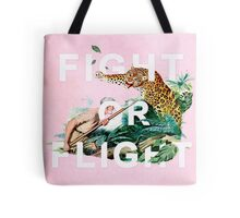 Fight or Flight Tote Bag