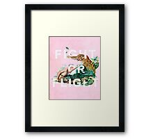 Fight or Flight Framed Print