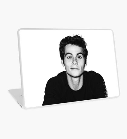 Dylan O'Brien Laptop Skin