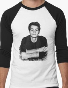 Dylan O'Brien Men's Baseball ¾ T-Shirt