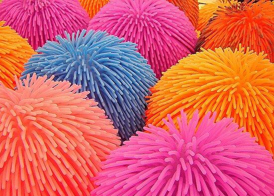 Cushy Color by clizzio