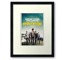 Entourage Movie Framed Print