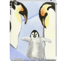 Penguin Family iPad Case/Skin